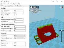 Mencetak dengan printer 3D